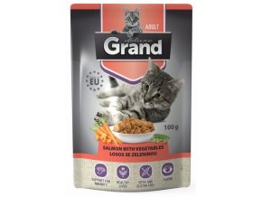 grand kočka losos