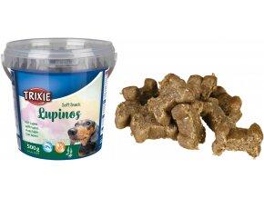 Lupinos bezlepkové pamlsky pro pejsky - kyblík 500 g