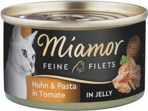 Miamor Feine Filets kuře těstoviny rajče