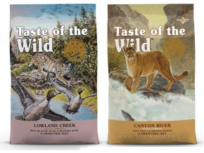 Taste Lowland Creek+Canyon+