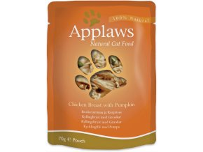 8001NE A AppCat Pouch 70g CGI NE Chicken with Pumpkin in Broth Hi Res 750x1024
