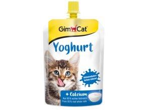 GimCat jogurt pro kočky 150 g