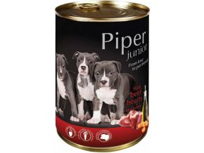 Piper junior hovězí srdce
