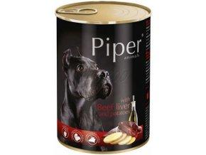 Piper hovězí játra