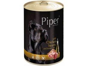 Piper kuřecí srdce 400