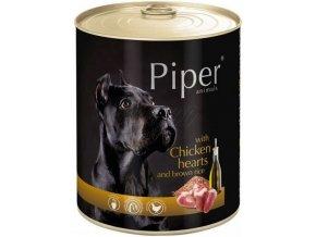 Piper kuřecí srdce 800