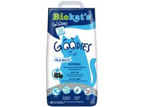 Biokat's Goodies Fresh s aktivním uhlím 6 l 'NELZE ZASLAT V BALÍKU'