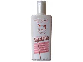 Gottlieb Cat šampon s norkovým olejem 300 ml