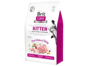 Brit Care Cat GF Kitten 7 kg