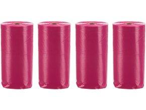 Sáčky růžové s vůní růže - 4x20 ks