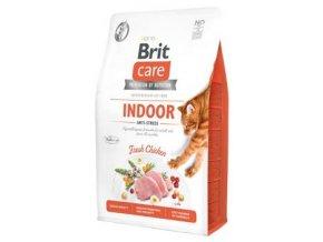 Brit Care Cat GF Indoor Anti-stress 400 g