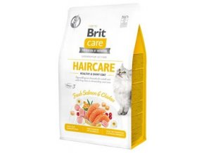Brit Care Cat GF Haircare Shiny Coat 7 kg