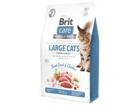 Brit Care Cat GF Large Cat 7 kg