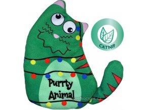 Kong Purrty catnip+