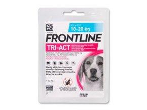 Frontline TRI-ACT Spot On Dog M 10 - 20 kg