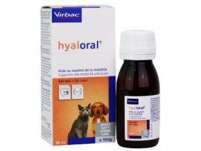 Hyaloral gel pro kočky a malé psy 50 ml