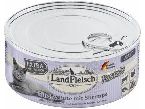 landfleisch krevety