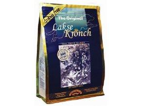 Kronch Original sušené pamlsky z lososa 600 g