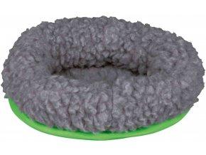 Vlněný pelíšek pro křečka