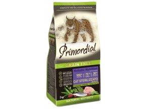 granule pro kastrované kočky s fytonutrienty