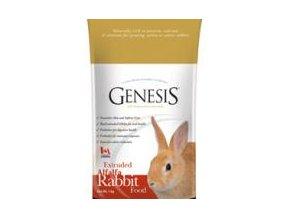 Genesis Alfalfa Rabbit ultraprémiové krmivo pro králíky 5 kg