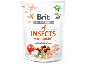 insects with turkey