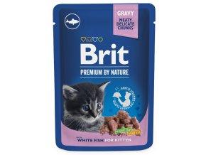 bpc pouch white fish for kitten