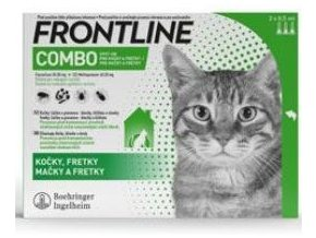 Frontline Combo Spot On Cat PACK 3 x 0,5 ml