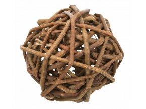 Proutěný míček pro křečky 6 cm