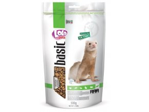 Lolo Pets Basic pro fretky 500 g