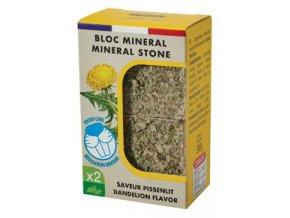 Minerální kámen pro hlodavce pampeliška 2x 100 g