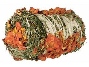 Balíček sena s dýní a mrkví 200 g