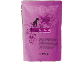Dogz Finefood 10 jehněčí - kapsička po psy 100 g