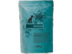Dogz Finefood 12 zvěřina a sleď - kapsička po psy 100 g