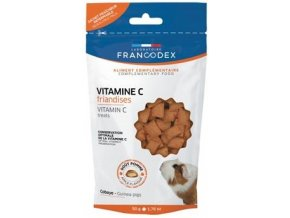 Francodex Vitamin C - pamlsek pro morče 50 g