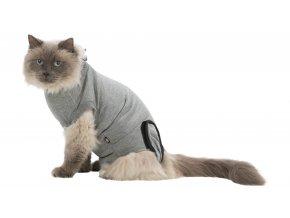 Pooperační obleček pro kočky S-M 32-36 cm