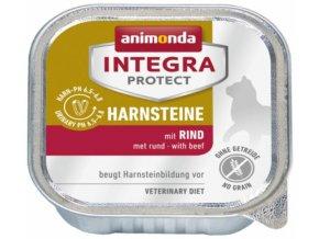 Integra Protect Urinary hovězí - vanička pro kočky 100 g