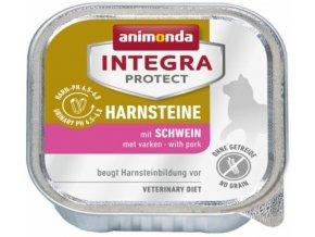 Integra Protect Urinary vepřové - vanička pro kočky 100 g