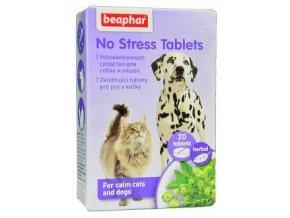 Beaphar No Stress tabletky pro kočky a psy 20 ks