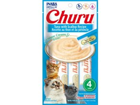Churu TunawithScallopRecipe