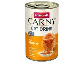 Carny Cat DRINK s kuřecím masem 140 ml