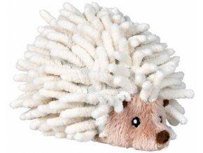 Plyšový ježek se zvukem velký 17 cm