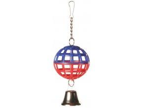 Koule se zvonečkem Trixie 4,5 cm