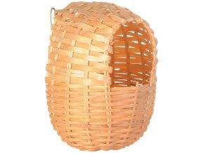 Hnízdo pro exotické ptáky Trixie 11x12 cm