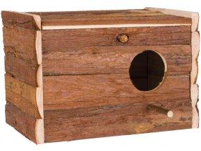 Dřevěná hnízdící budka Trixie 30x20x20 cm
