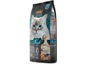 Leonardo granule s rybou pro kočky