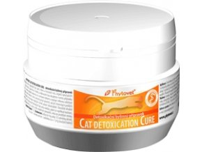 Phytovet Cat Detoxication Cure 125 g