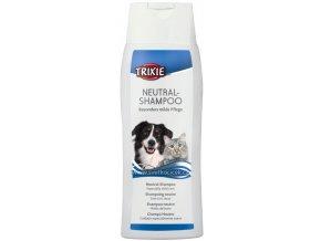 Šampon pro kočky a psy Neutral 250 ml