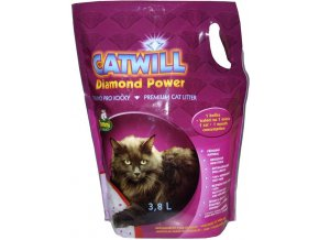 Catwill Diamond Power 1,6 kg (3,8 l)