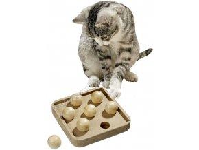 Kitty Brain Train Boccia Game - hračka pro kočky